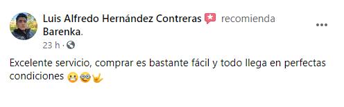 review alfredo
